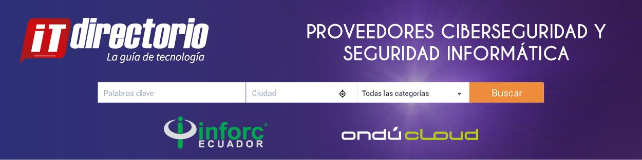 IT directorio Soluciones de seguridad